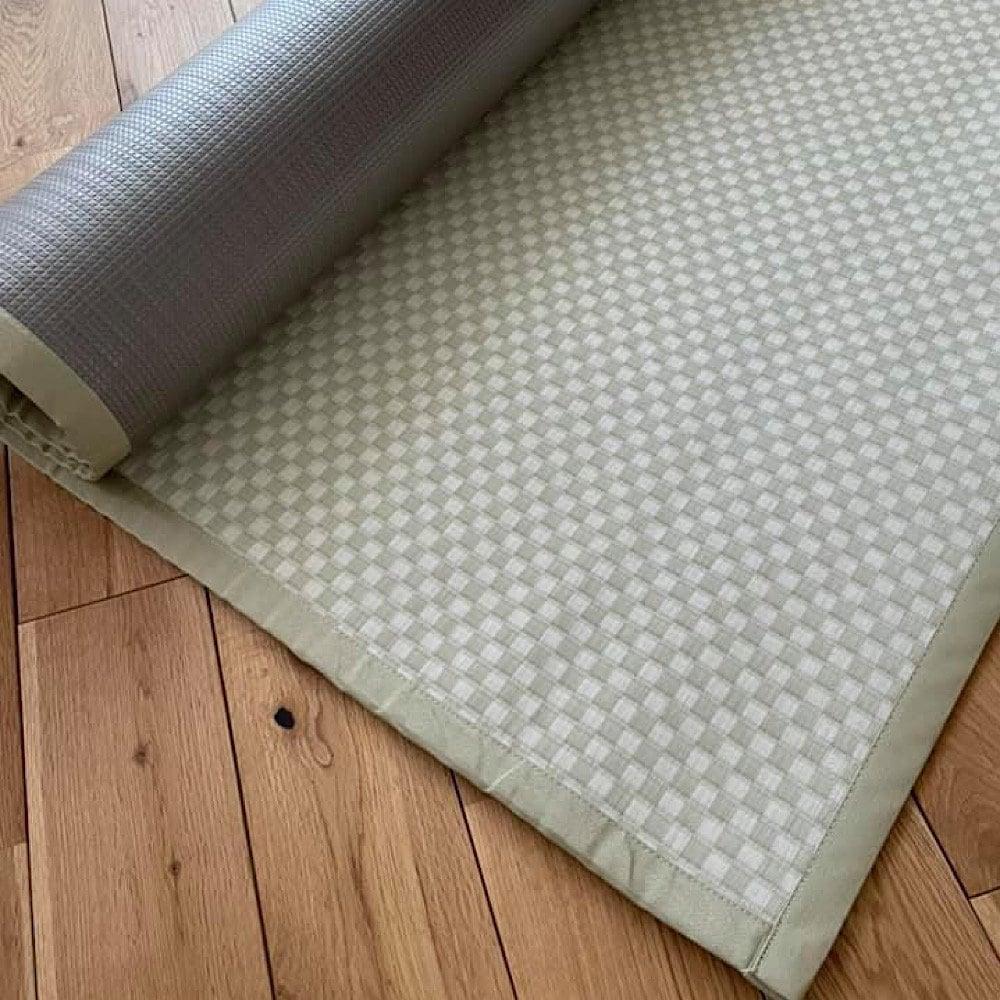 オリジナル畳ヨガマット作成/セキスイ美草/リビングのラグにも/サイズも選べる/カラーも選べる/置き畳のイメージその1