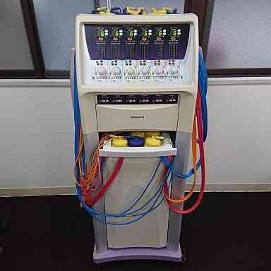 オプション 電療(低周波)1部位のイメージその1