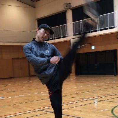 【テコンドー栗山選手】3/1スポーツリズムトレーニング体験チケット