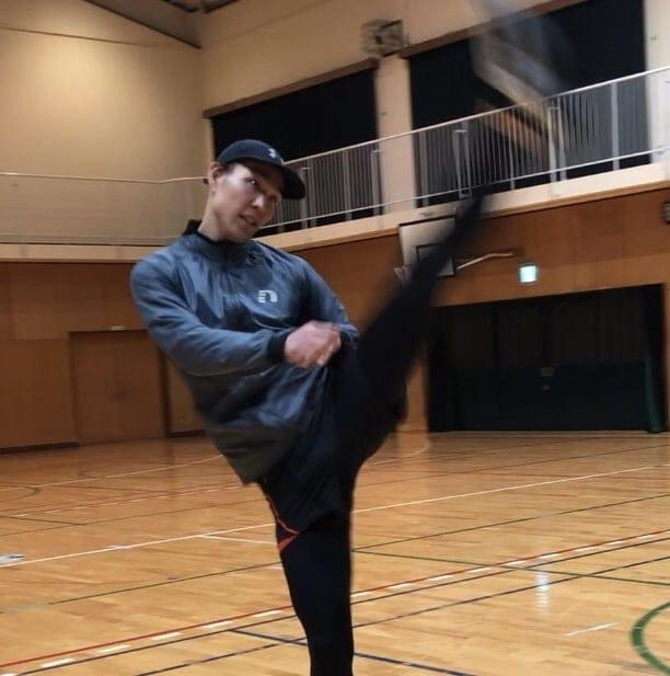 【テコンドー栗山選手】3/1スポーツリズムトレーニング体験チケットのイメージその1
