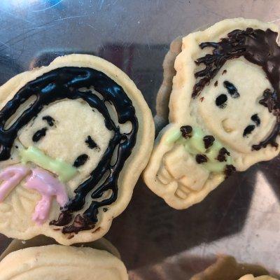 【親子で作れる❗️キャラクタークッキー キットセット】クッキー10枚、...