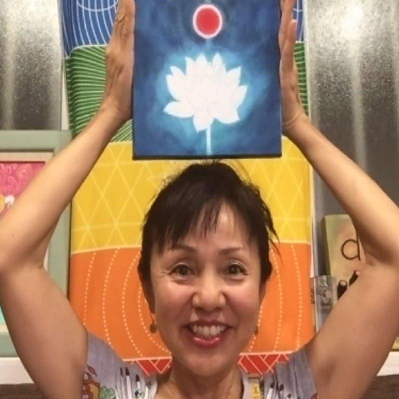 【オンライン講座】自信を持ち、自分を輝かせる!又吉千恵子の「チャクラ講座」のイメージその1