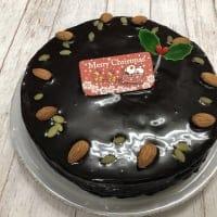 【店頭受け取りのみ】濃厚チョコレートケーキ5号直径15cm*クリスマスケーキ
