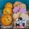 C.干支クッキー&パウンドギフト (7種計10個入り)