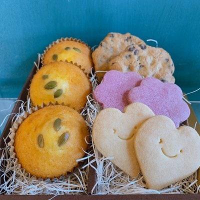B.クッキー&ケーキギフト(4種計9個入り)