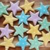 <アイシンングクッキー>【星】20枚セット