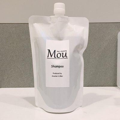 【とっても香りの良いエコなシャンプー】MOUシャンプー500mlレフィル