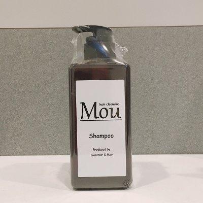 【とっても香りの良いエコなシャンプー】MOUシャンプー 500mlボトル