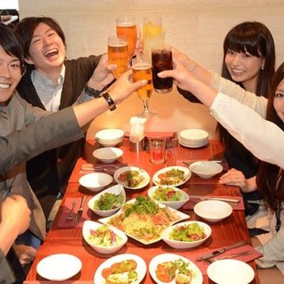 8月10日20:00~ 名古屋栄【女性先行中♪】スタッフ一押し★男女共に初参加の方が多くお集まりです!