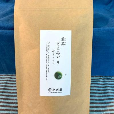煎茶さえみどり お徳用22パック【急須いらずのお手軽紐付きティーパックタイプの日本茶】