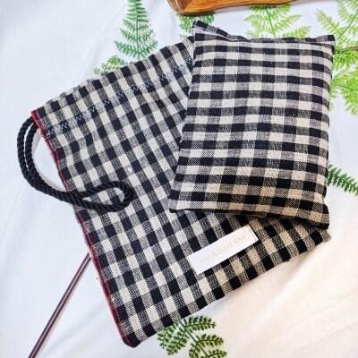 芯まで温まる魔法のぬか袋カイロ ポータブルぬか袋カイロ ハンディサイズ オリジナル巾着付|免疫力アップ|冷え性改善|ホッカイロ|リラックス