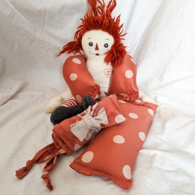 【究極の安眠セット】魔法のぬか袋カイロS&L カバー付 ピンクドット|肩腰首 全身用|免疫力アップ|冷え性改善|ホッカイロ|リラックス