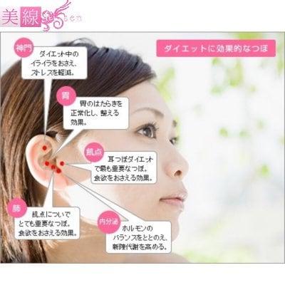 耳つぼダイエット・痩身 / 東京・練馬区・西東京市で効果が早いと人気のダイエット