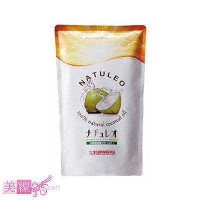 ココナッツオイル6袋 ナチュレオ《無臭タイプ》薬剤を使わず 蒸気で香...