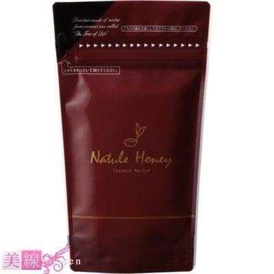 ナチュレハニー 200g×5袋 ココヤシの花蜜からできています。ビタミンやミネラル、話題のイノシトールを含む、体に優しいお砂糖。無着色・無香料の自然の甘味を体験して下さい。
