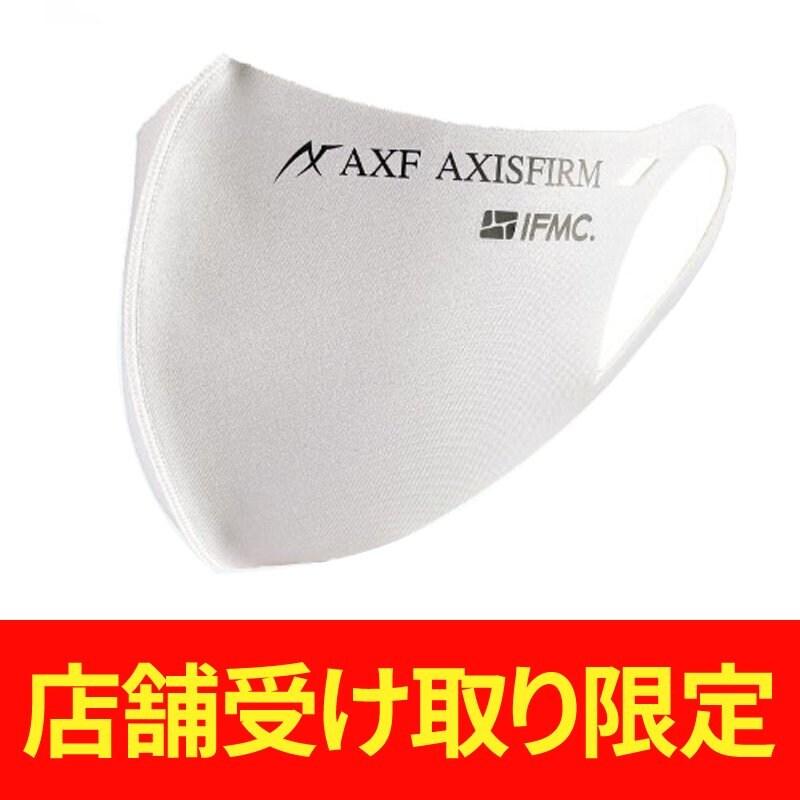 【店舗受け取り】洗えるクールマスク Mサイズ グレーのイメージその1