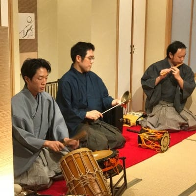 【日程終了】穏の座サロンコンサートvol.12「お囃子」