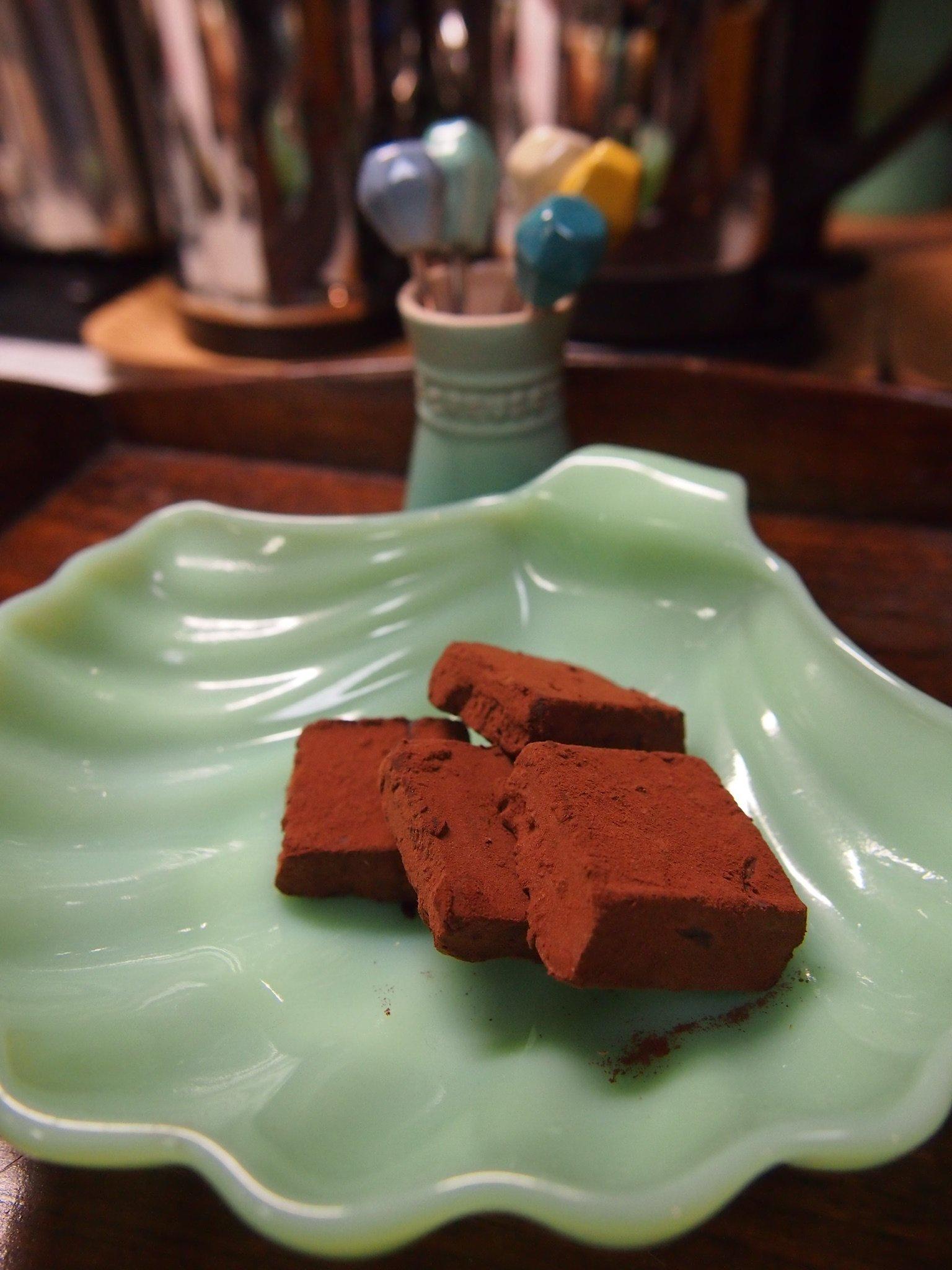1/24(日)14時〜16時  ココナッツオイルで生チョコ講座のイメージその1