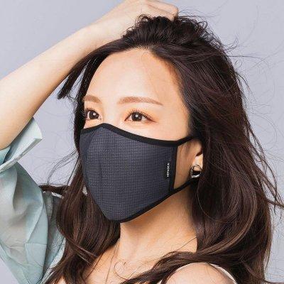 HEPASKIN 4D エアークールマスク【箱有り】