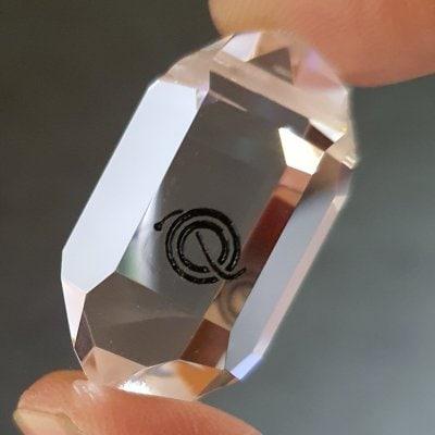 【観察術講座を受けた方】言霊の力を封印した水晶の技術・ブラック32