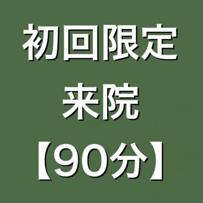 【メルマガ会員限定】初回プロフェッショナルコース(90分)