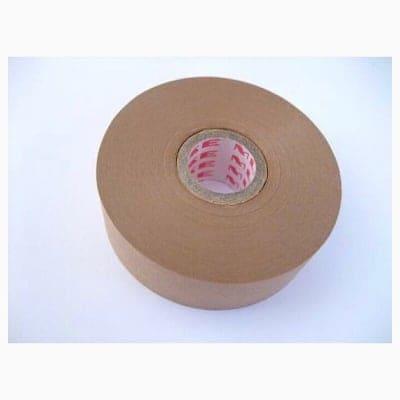 ミューズ水貼りテープ(クラフト) 25mmX45m◾️カルトナージュの材料に♪