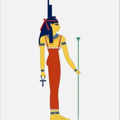 古代神々の香りシリーズ Isis