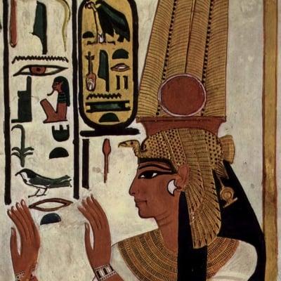古代王家の香りシリーズ Nefertari