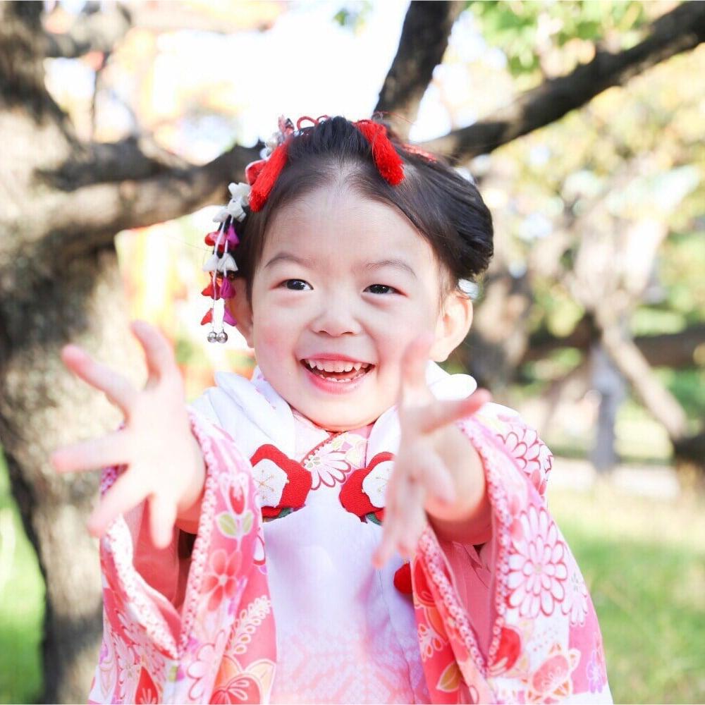 3歳 初めてのお姫様プラン 土日お参りコース (お子様お支度セット)のイメージその1