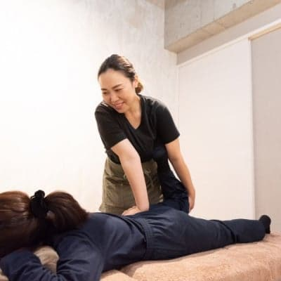 【大府店】美容骨盤矯正コース(女性専用)