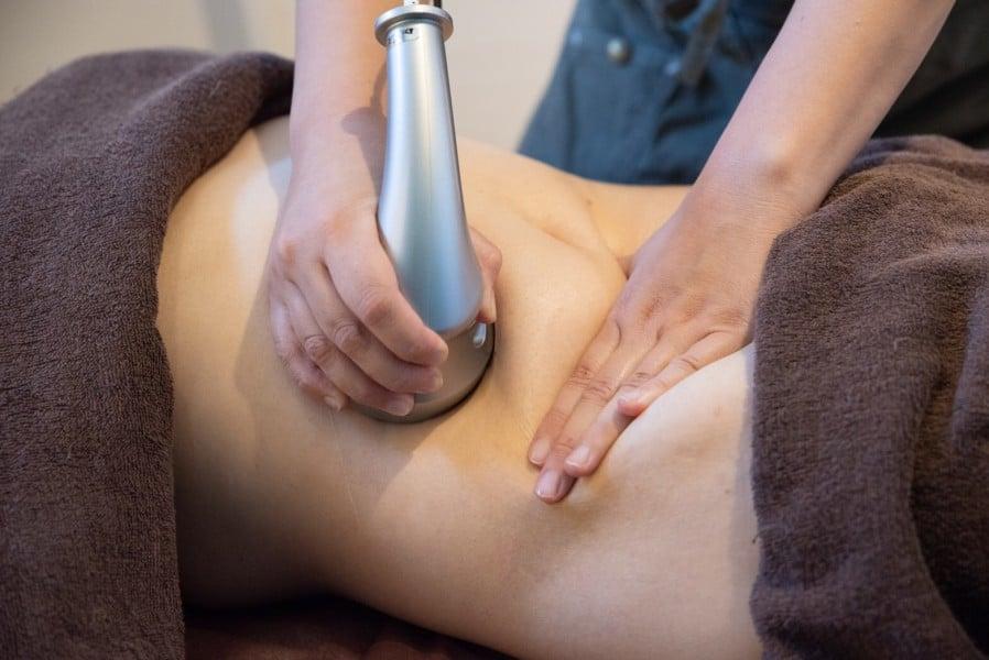 【大府店|150分】スリムバーニング全身 ガッツリ減量コース(女性専用)のイメージその1