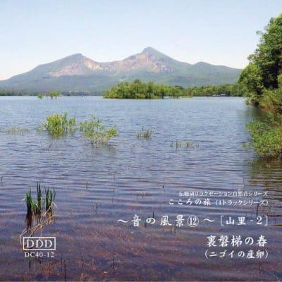自然音CD 〜音の風景〜⑫ 〜裏磐梯の春〜《ニゴイの産卵》