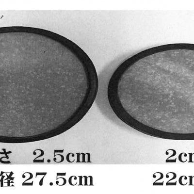 温泉円盤 小型