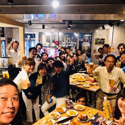 男性用チケット いつもの飲み会 12/11/2019