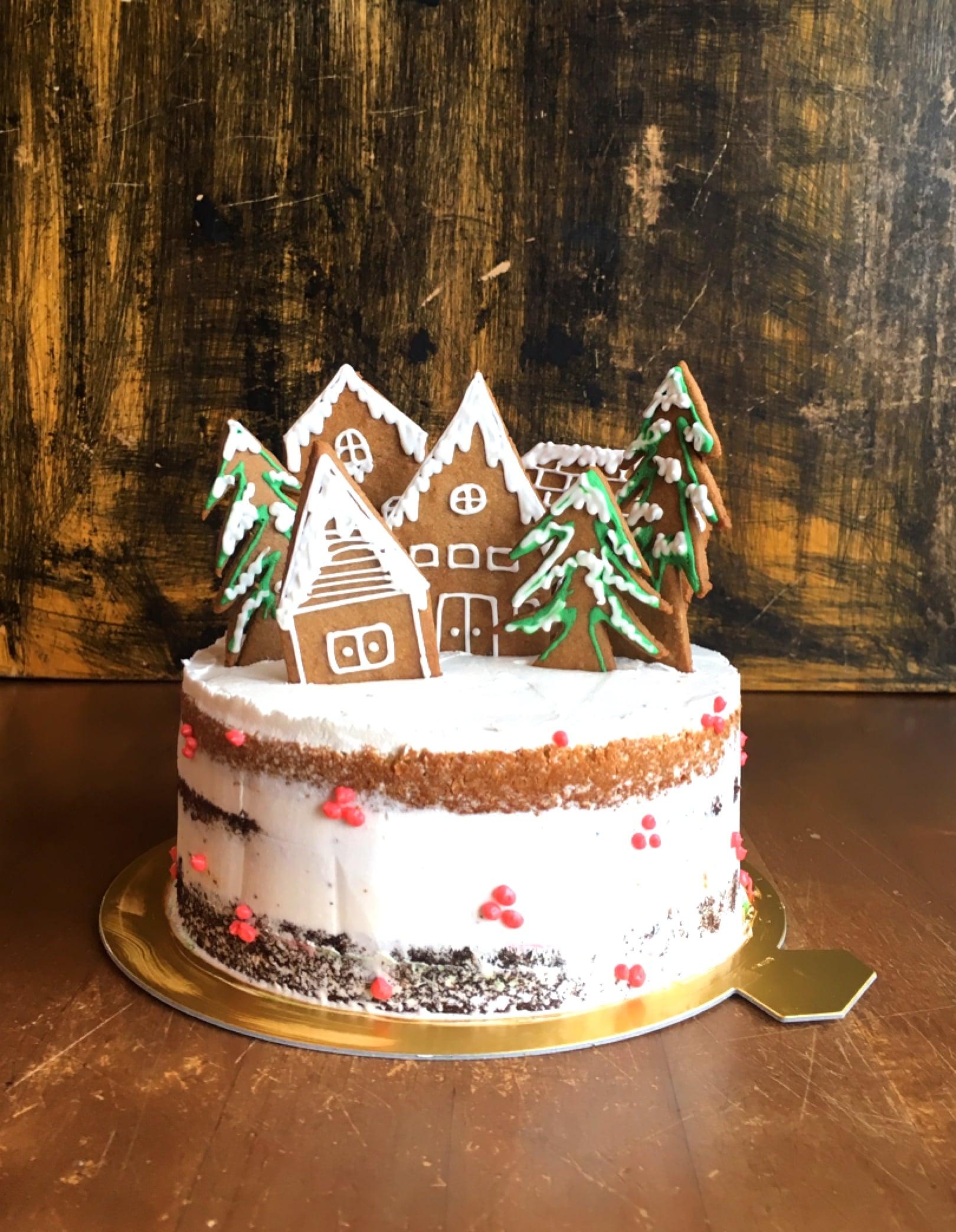 【個人様向け】村上様 オーダーケーキ(コマさん)のイメージその1