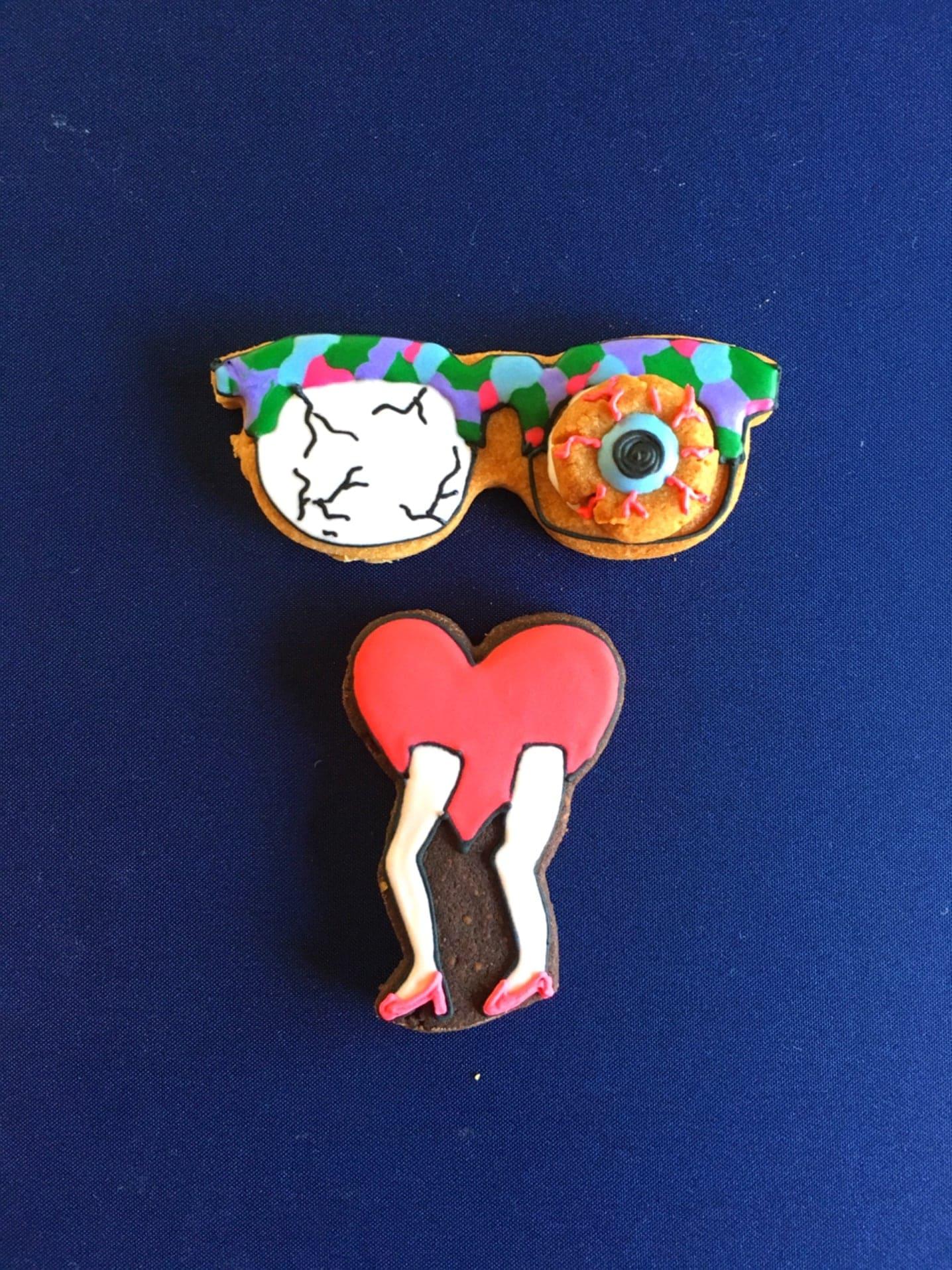 【個人様向け】西村様 オーダーアイシングクッキー(ハロウィン、キャラクター)のイメージその1