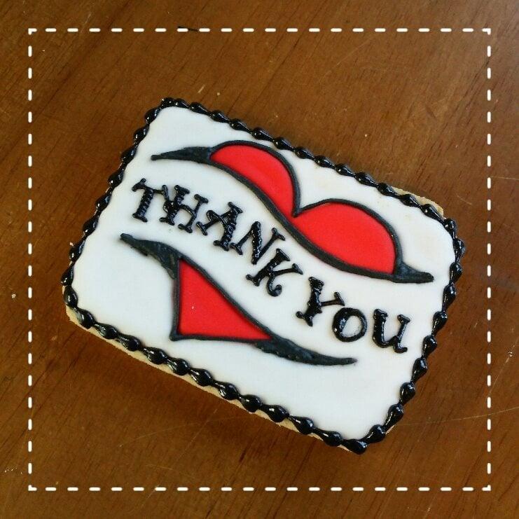 【個人様向け】シャインズルーム様 オーダーアイシングクッキー(ロゴ)のイメージその1