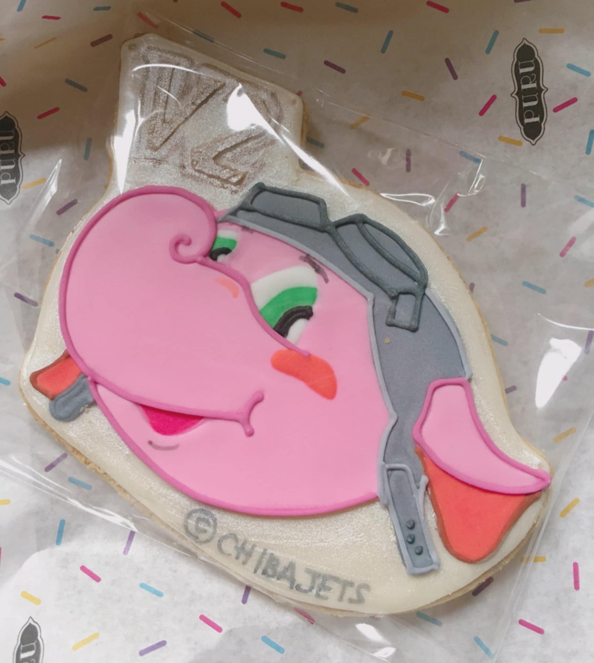 【個人様向け】村井様 オーダーアイシングクッキーのイメージその1