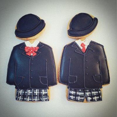 【個人様向け】茂呂様 オーダーアイシングクッキー(卒園)