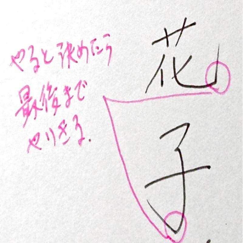 わくわく開運術 〜筆跡診断〜(メール対応可能)のイメージその2