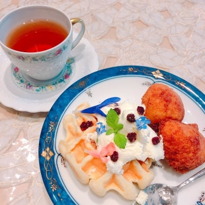 被虐待児保護施設支援の寄付1000円(おうちチャリティーカフェ)