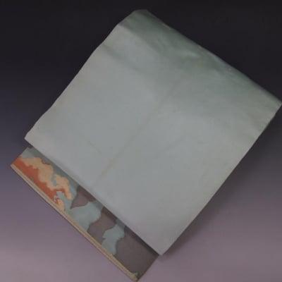 【あいまる中古帯】袋帯 正絹 六通 引箔