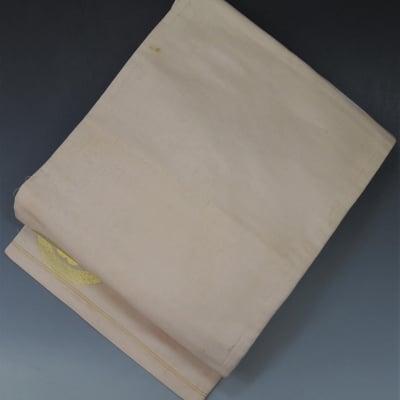 【あいまる中古帯】なごや帯 正絹 アンティーク 唐織 金糸