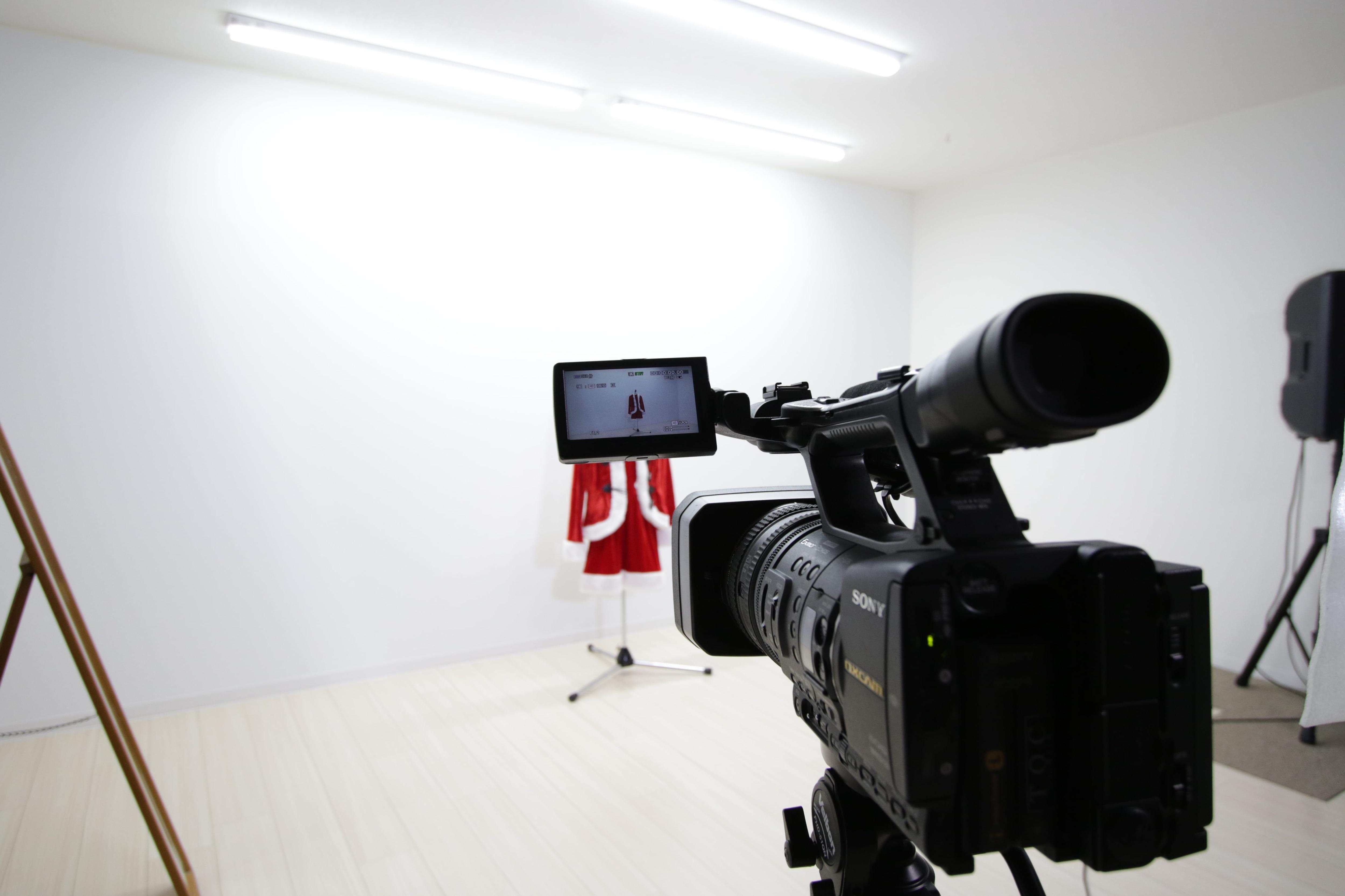 動画撮影スタジオ利用チケット(60分)(動画撮影機材一式)(鳥取県)のイメージその2