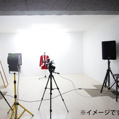 動画撮影スタジオ利用チケット(60分)(動画撮影機材一式)(鳥取県)