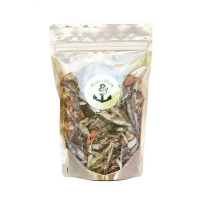 素焼きミックスナッツ&フィッシュ150g×1袋/スタンドパック