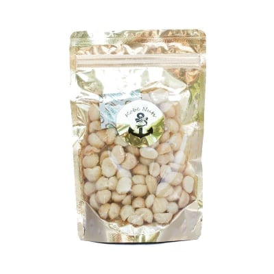マカダミアナッツ130g×1袋/食塩無添加•スタンドパック