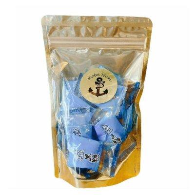 塩黒糖(沖縄の黒糖使用)80g×1袋/スタンドパック