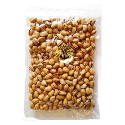 ピスタチオ(イラン産)350g×1袋/大袋•保存に便利なジッパー付き