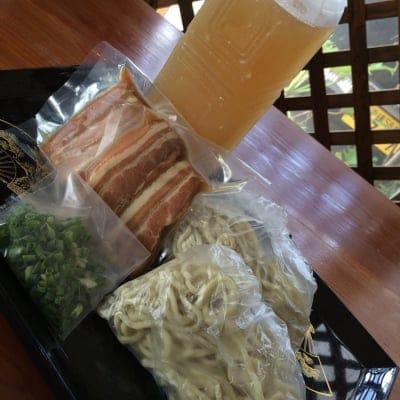 【茉家6食セット(送料込み)】茉家のこだわり沖縄そばをご自宅での画像3
